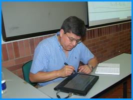 Docente de la University of New Mexico visitó la UAO