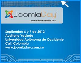 Vive el Joomla! Day Colombia 2012