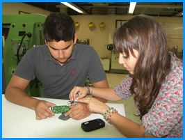 Estudiantes patentaron dispositivo innovador