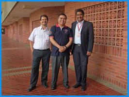 Estudiantes de Ingeniería Informática participaron en evento mundial de software libre