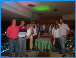 El encuentro de egresados de las Ingeniería Biomédica, Mecatrónica y Electrónica y Telecomunicaciones fue un éxito