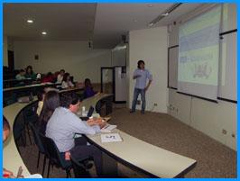 Gran participación tuvo el seminario 'Jueves de Mecánica'
