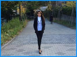 Egresada obtuvo beca para estudiar en Japón