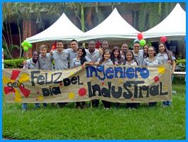 Ingenieros industriales celebraron su día