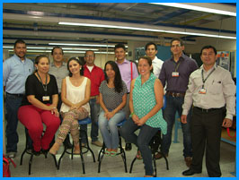 Expin Media Lab Workshop, tiempo de crear, tiempo de compartir