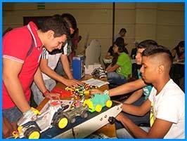 Estudiantes Autónomos asumieron el reto con el Escuadrón Delta
