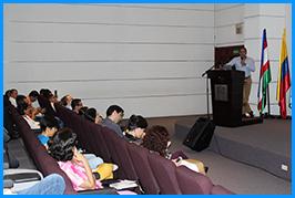 Jornada promovida en la facultad de Ingeniería propicia el intercambio de ideas