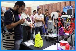 Por segunda vez Cali vivió la magia de la impresión 3D