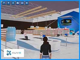 La facultad de Ingeniería presentó herramienta para la generación de entornos virtuales en Exponegocios
