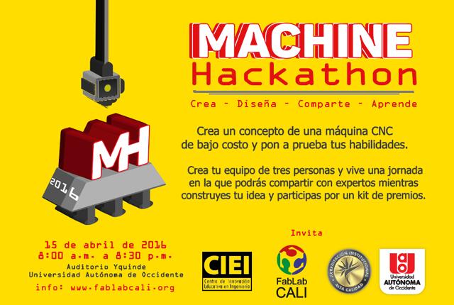 Machine HackathON 2016