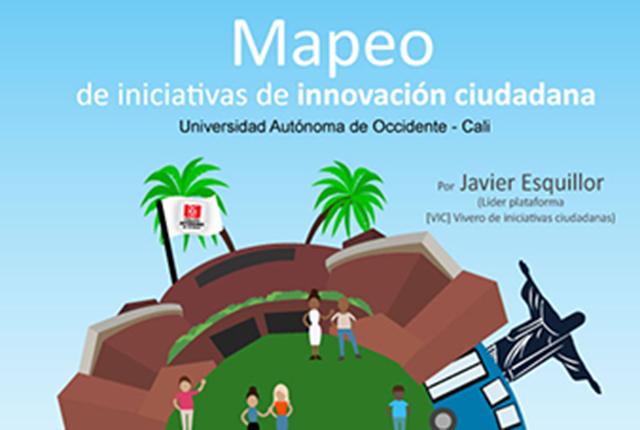 Mapeo de iniciativas de innovación ciudadana