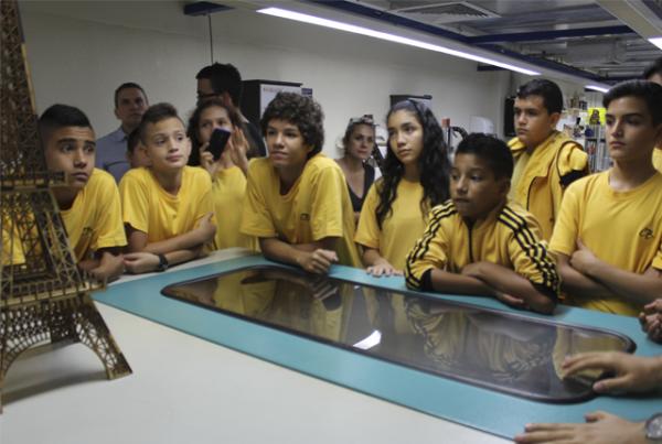 Niños del Colegio Bennet disfrutaron de un día en el FabLab Cali