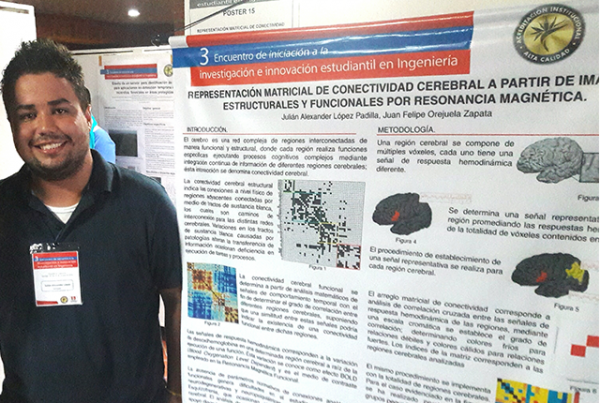 ¡Premio por la Asociación Colombiana de Radiología, felicitaciones ingeniero Autónomo!
