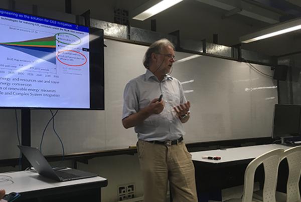 Modelado y simulación de sistemas energéticos