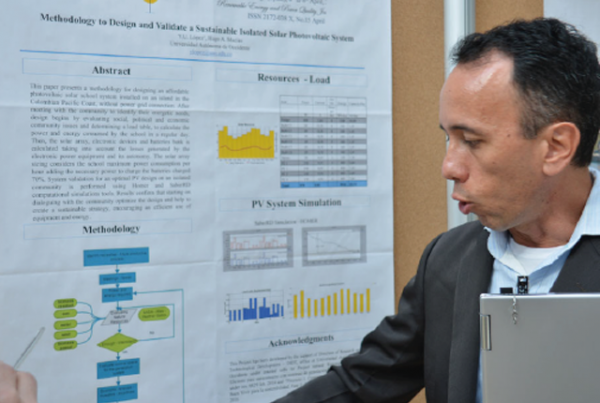 Profesores UAO invitados a participar en Proyecto de Eficiencia Energética de Naciones Unidas y Ministerio de Minas y Energía