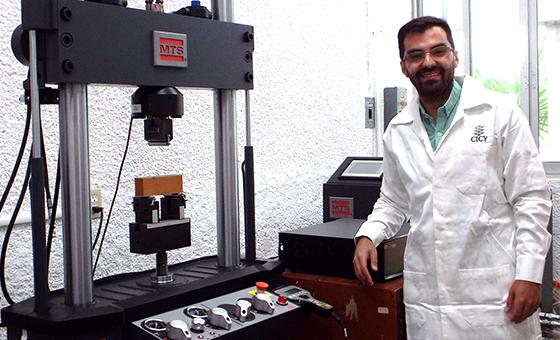 De joven investigador de la Autónoma a Doctor en Ingeniería en México