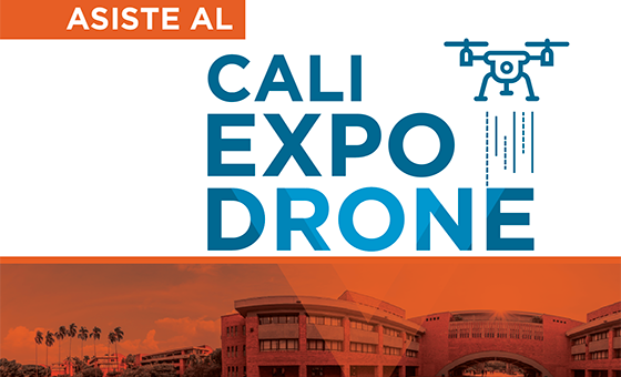 'Cali Expo Drone' en la Autónoma de Occidente