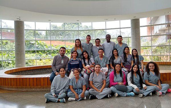 Autónomos visitan hospitales  en Antioquia