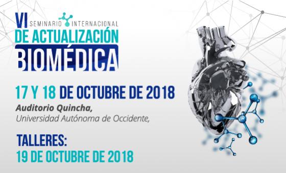 Actualízate con el Seminario Internacional de Actualización Biomédica