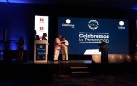 Docente Autónomo, ganador del premio 'Líderes en Prevención' de Colmena