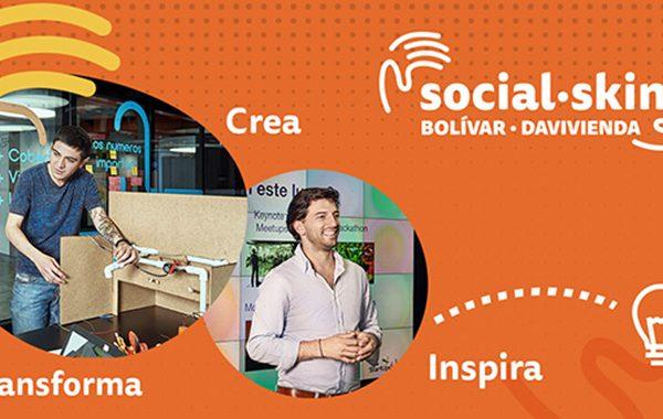 ¡Haz que el mundo te conozca como Innovador Social!