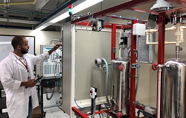 Laboratorio de Automática en constante mejora