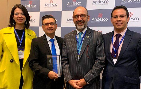 Andesco premia la eficiencia energética de la UAO