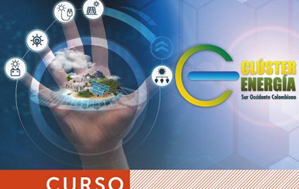 Curso Normatividad Técnica Internacional de Sistemas Fotovoltaicos en la Universidad Autónoma de Occidente promovido por el Clúster de energía del Suroccidente