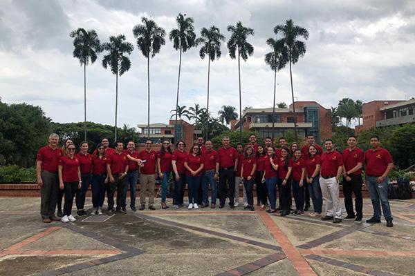 Primer Encuentro de la Comunidad del Doctorado en Ingeniería