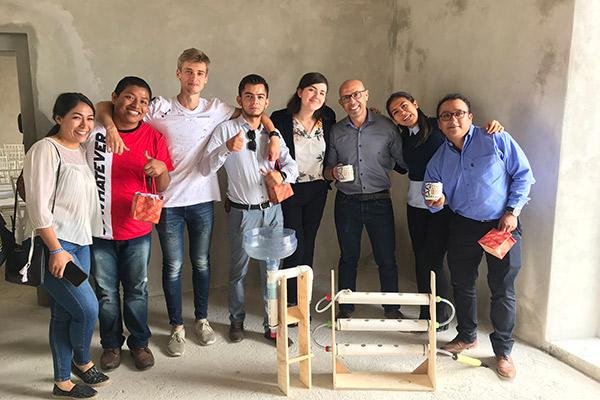 Innovación con Impacto Social: Innovation Across The Americas 2019