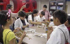Encuentro de niños investigadores en la UAO