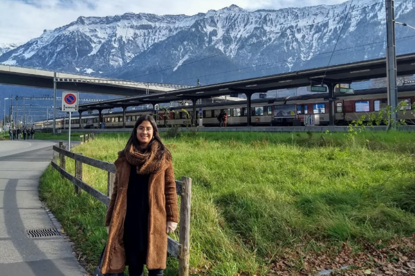 Autónoma en Suiza