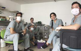Ingenieros biomédicos en acción