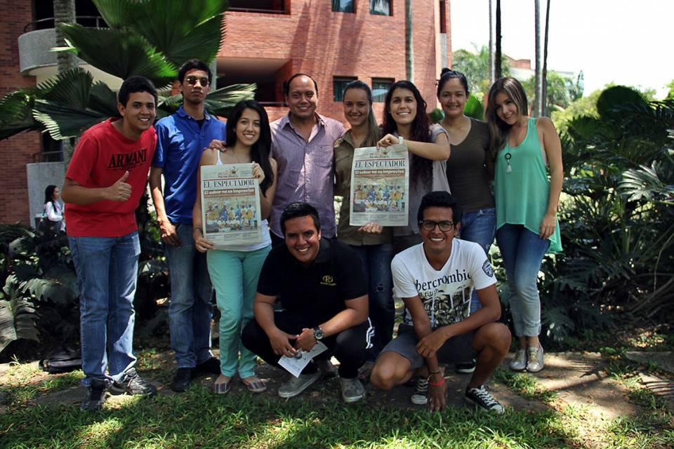 Visita de Freddy Rincón a la UAO