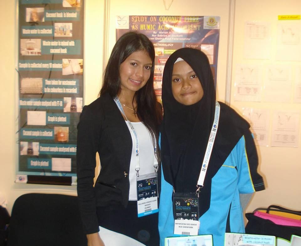 Proyecto Autónomo participó en Emiratos Árabes Unidos