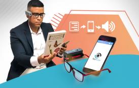 Un dispositivo para leer sin ver