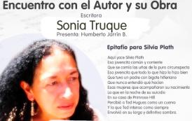 'Encuentro con el Autor y su Obra': Sonia Truque