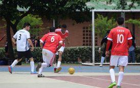 II Torneo Autorregulado de Fútbol Sala