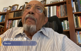 Mensaje del Rector de la UAO - Luis H. Pérez