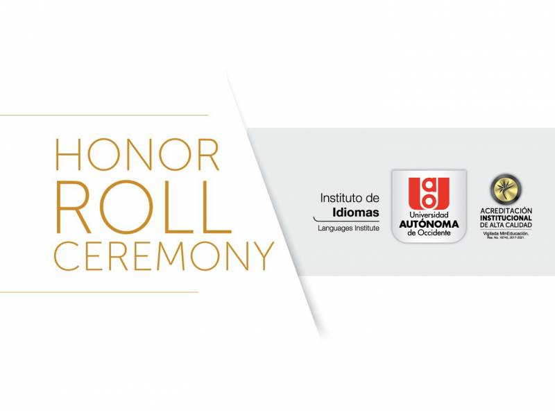 Honor Roll Ceremony 2020-01