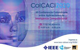 Asiste a ColCACI 2020, un evento de inteligencia computacional