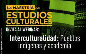 Diálogo con Abadio Green: 'Interculturalidad: pueblos indígenas y academia'