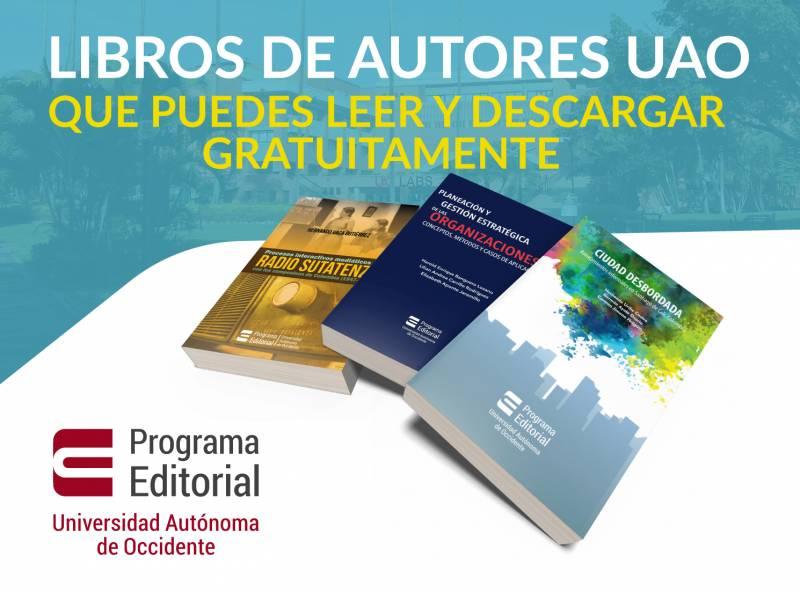 Libros de autores UAO