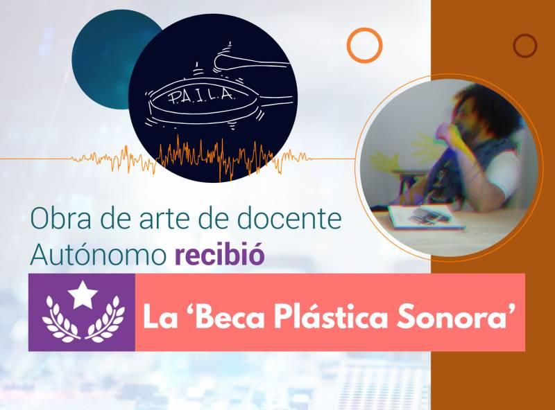 'Beca Plástica Sonora'