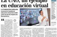 La UAO, un ejemplo en educación virtual