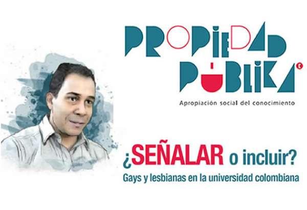 Diversidad sexual, visibilizada en Propiedad Pública