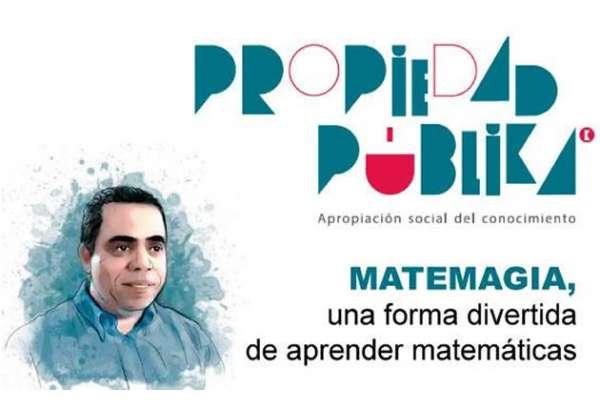 La 'Matemagia' de la Autónoma de Occidente se verá en Propiedad Pública