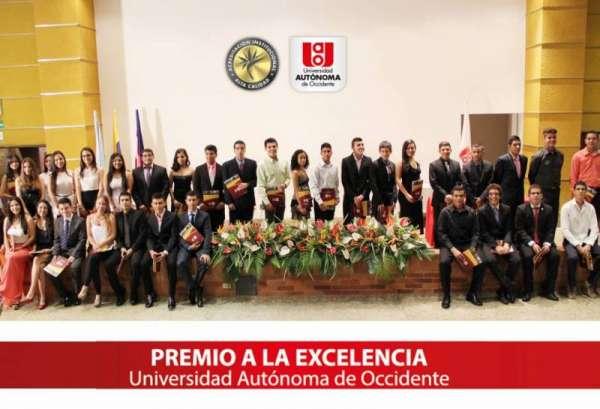 39 bachilleres del Valle recibieron el premio a la excelencia