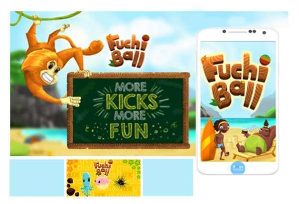 'Fuchi Ball', el videojuego para Android