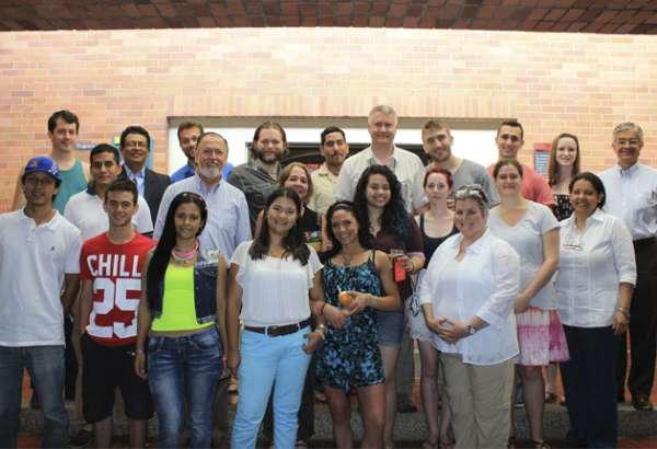 Autónomo apoya procesos de internacionalización para conocer la biodiversidad colombiana